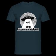 Tee shirts ~ Tee shirt Homme ~ Tee shirt Homme enlèvement de bovin