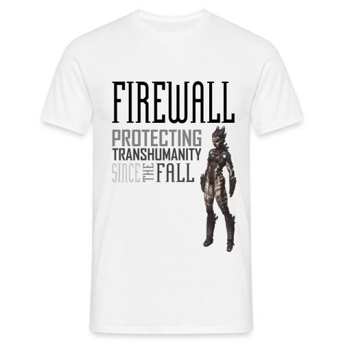 Firewall - T-shirt Homme