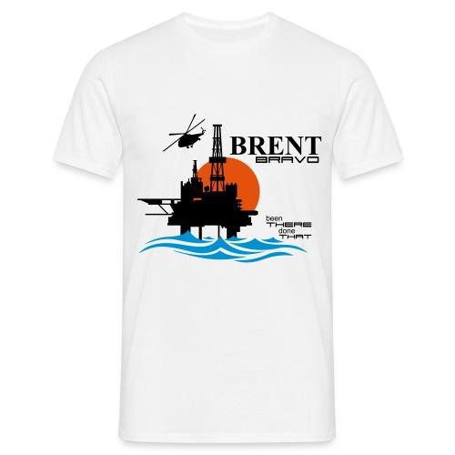 Brent Bravo  - Men's T-Shirt