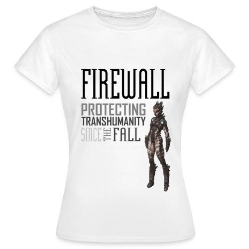 Firewall - T-shirt Femme
