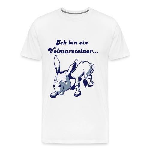 Volmarsteiner Esel - Limited Edition - Männer Premium T-Shirt