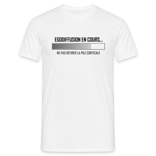 Egodiffusion 2 - T-shirt Homme
