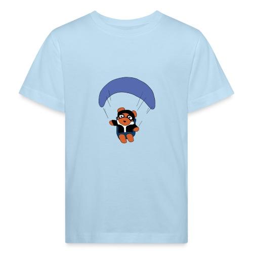 Kleiner Fliegerbär - Bio Kindershirt - Kinder Bio-T-Shirt