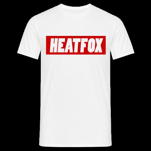 HeatFox LOGO - Maglietta da uomo
