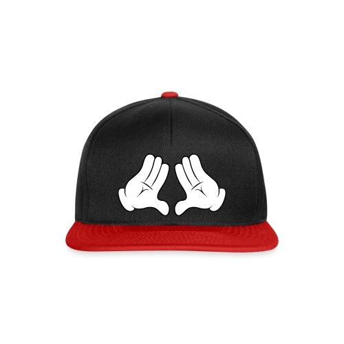 Hands Cap - Snapback cap
