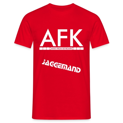 AFK T-Shirt - Men's T-Shirt