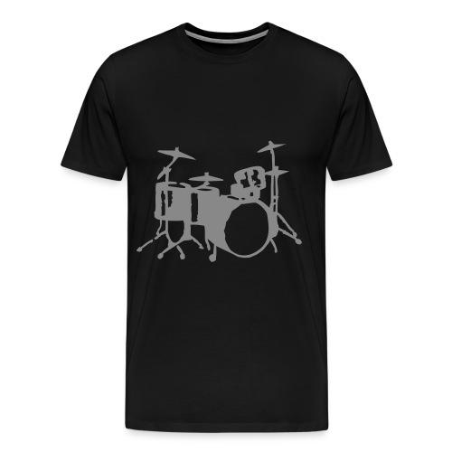 Tom Danto drums II - Männer Premium T-Shirt