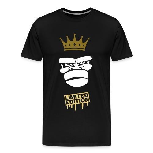 Limited Edition Monkey King - Mannen Premium T-shirt