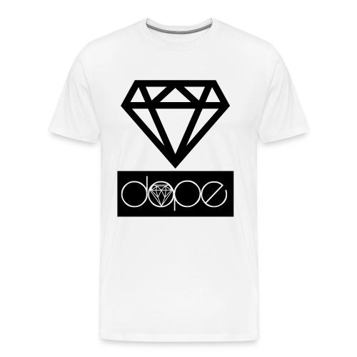 Diamond - Mannen Premium T-shirt