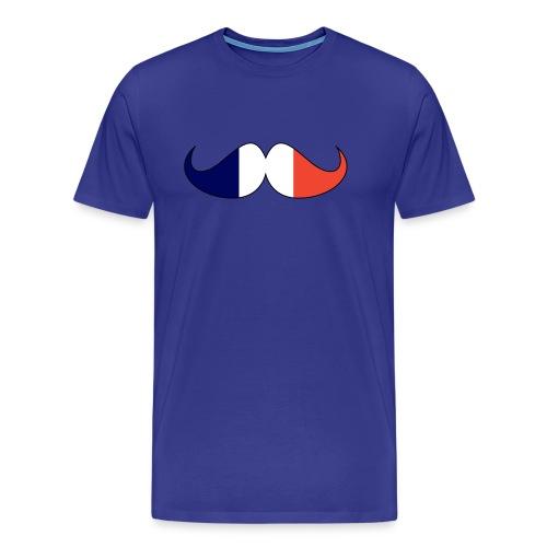 the français hipster  - T-shirt Premium Homme