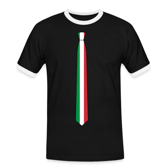 the Italia tie retro