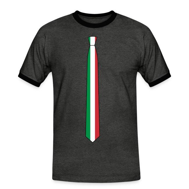 the Italia tie retro