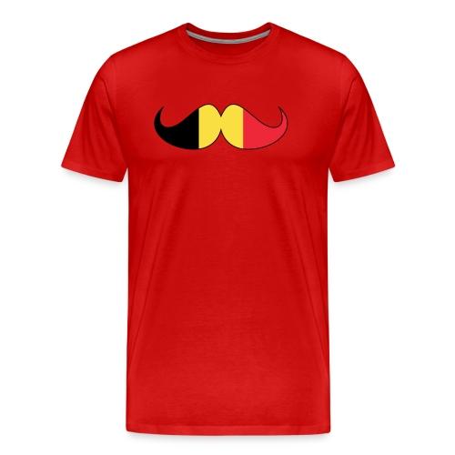 the België hipster - Men's Premium T-Shirt