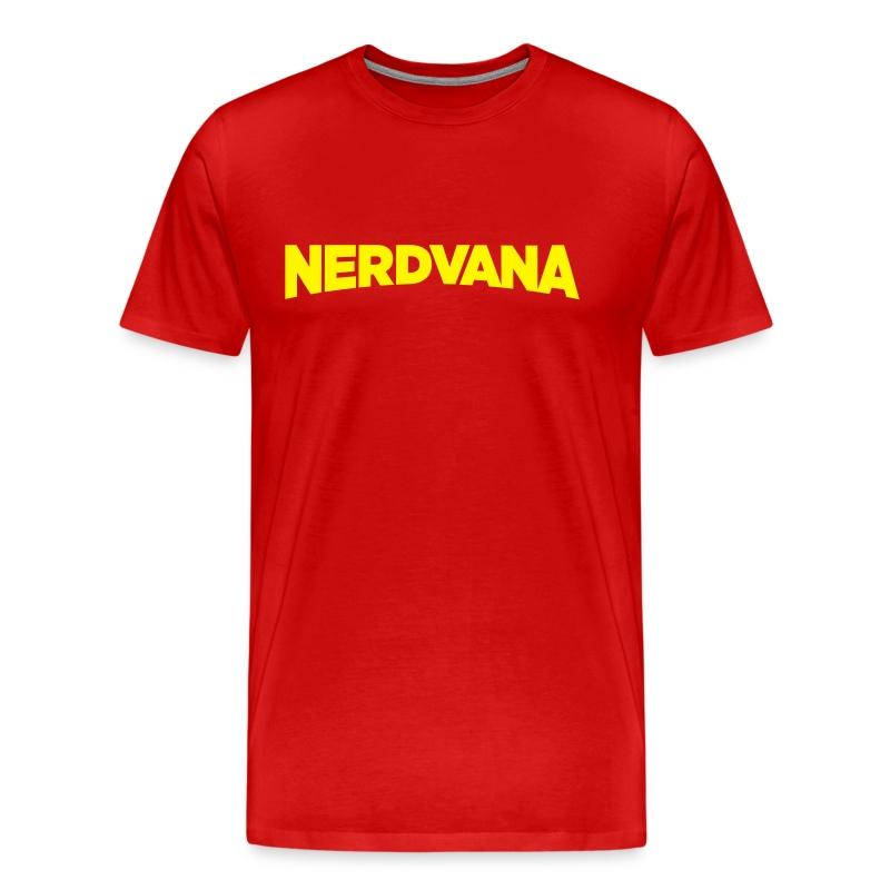 T-Shirt Nerdvana  - Maglietta Premium da uomo
