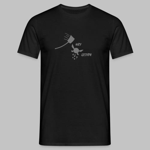 T-shirt Homme (man) Hey! Listen! (Navy Fairy) - Men's T-Shirt