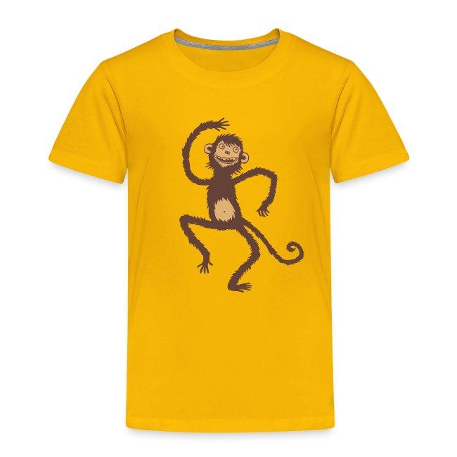 Affe (zweifarbig)