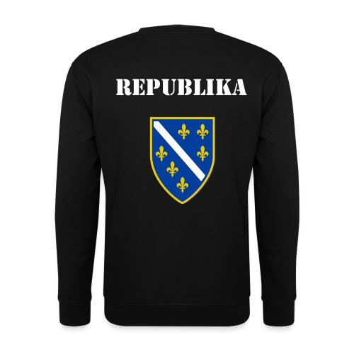 Republic of Bosnia and Herzegovina - Men's Sweatshirt