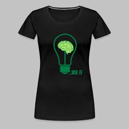 T-shirt Femme (woman) Use IT - Women's Premium T-Shirt