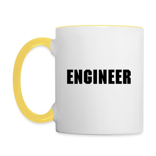 ENGINEERING MUG - Contrasting Mug