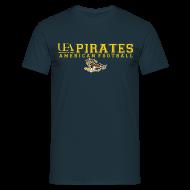 T-Shirts ~ Men's T-Shirt ~ Pirates Customisable T-Shirt