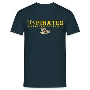 Pirates Customisable T-Shirt - Men's T-Shirt