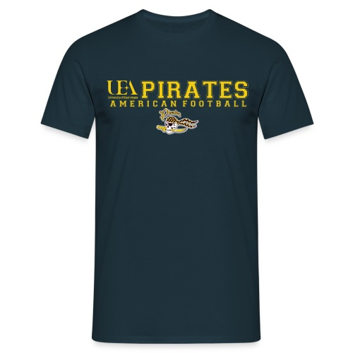 Pirates Customisable T-Shirt - Men's T-Shirt