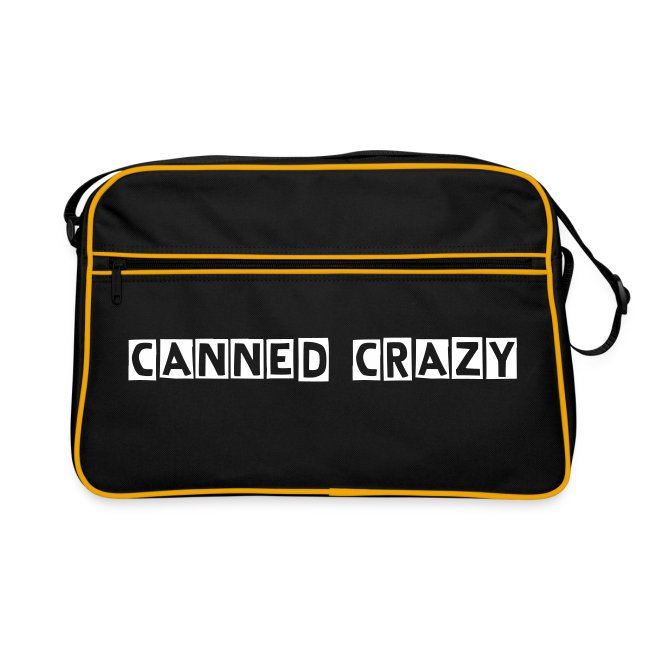 CannedCrazy Retro Bag