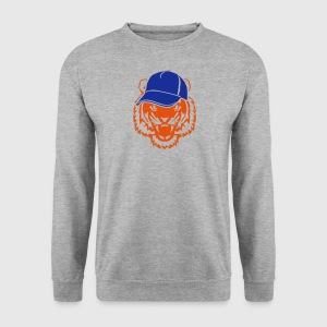 tigre animal sauvage casquette 0 Sweat-shirts - Sweat-shirt Homme