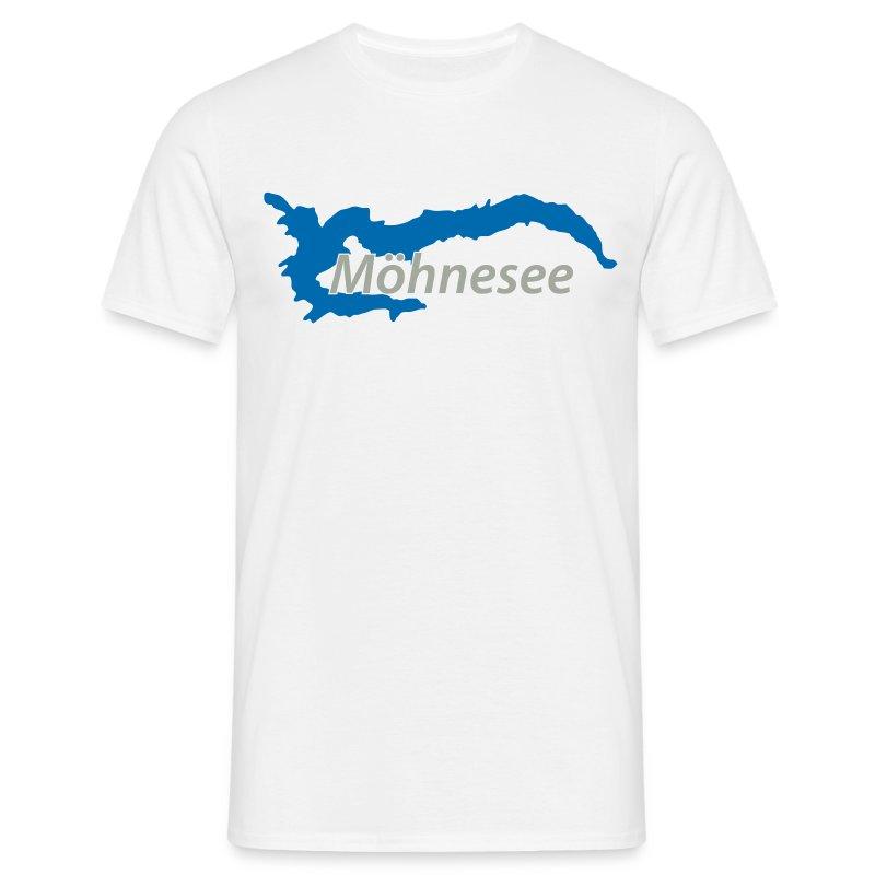 Männer T-Shirt V - Männer T-Shirt
