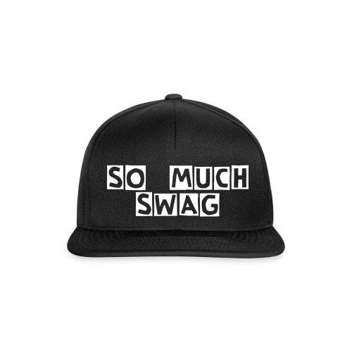 So Much Swag - Snapback Cap
