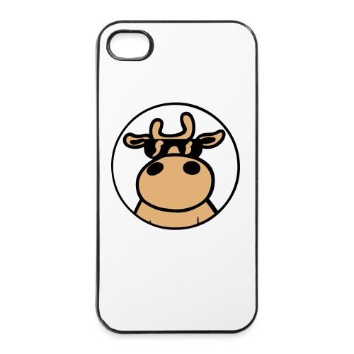 Cow Cover - iPhone 4/4s Hard Case