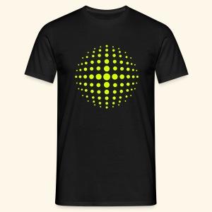 3D Illusion Ball - Miesten t-paita