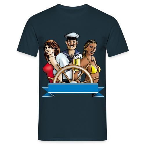 charlie - Camiseta hombre
