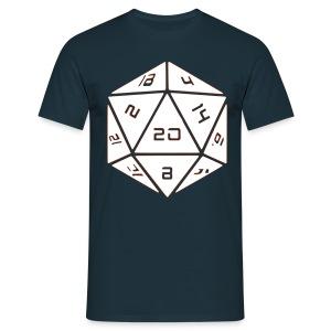 D20 - Mannen T-shirt