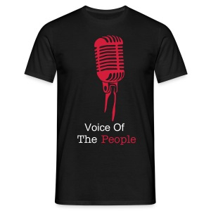 Voice Of The People - Men's T-Shirt