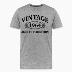 Vintage 1964 Aged to Perfection T-Shirts