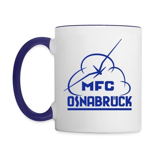 MFC Kaffee Tasse - Tasse zweifarbig