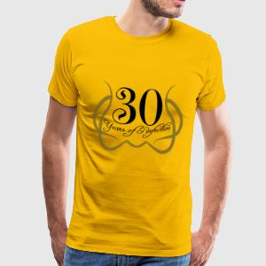 30 ans Perfektion Perfection Tee shirts - T-shirt Premium Homme