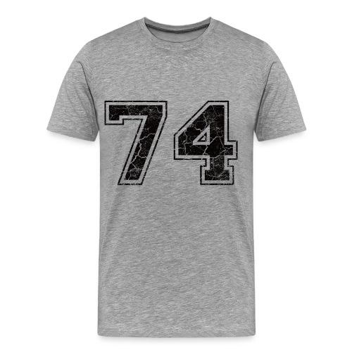 FASHION T-SHIRT 74 2 - Men's Premium T-Shirt