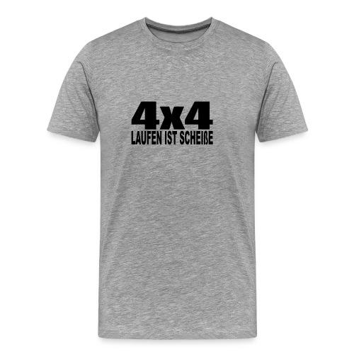 FASHION T-SHIRT 4X4 2 - Men's Premium T-Shirt
