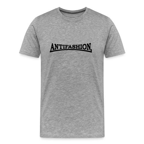FASHION T-SHIRT GREY - Men's Premium T-Shirt