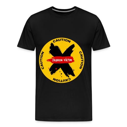 FASHION T-SHIRT CROSS - Men's Premium T-Shirt