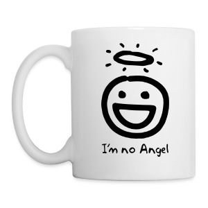No Angel/Little Devil two-faced Mug - Mug