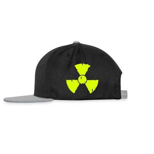 Radioactive cap - Snapback cap