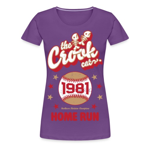Home Run #2 (women) - T-shirt Premium Femme