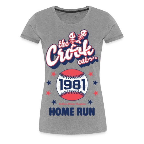 Home Run #1 (women) - T-shirt Premium Femme