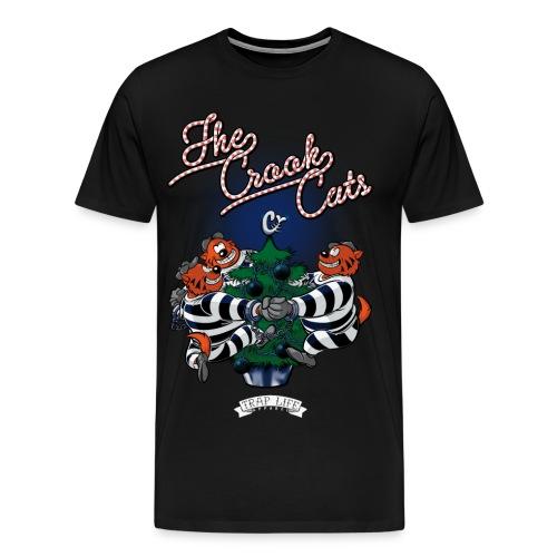 Trap Life #4 - T-shirt Premium Homme