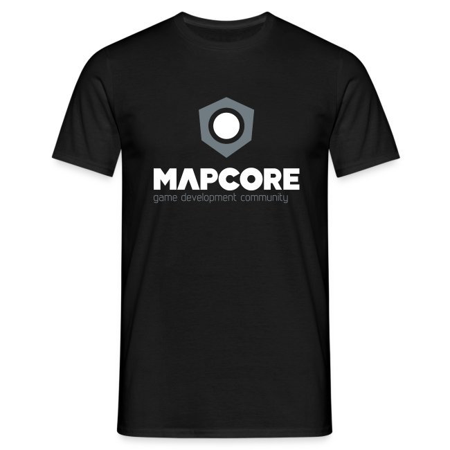 Black T-Shirt (Regular Edition)