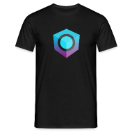 T-Shirts ~ Men's T-Shirt ~ Black Logo-Only T-Shirt (Donation Edition)