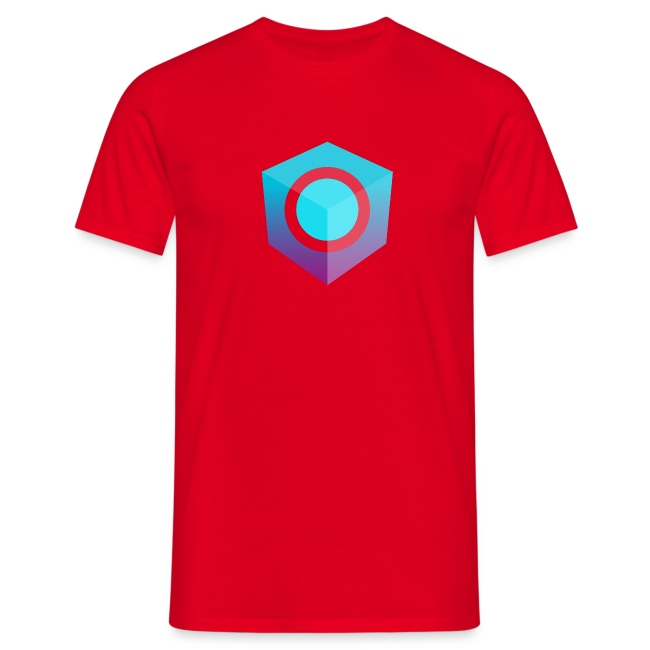 Red Logo-Only T-Shirt (Donation Edition)